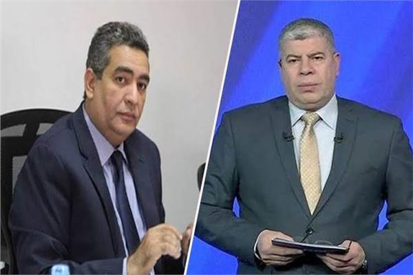 أحمد مجاهد وشوبير