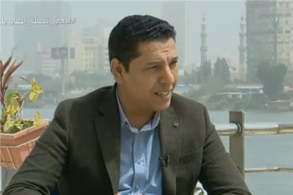 مسلم قنديل، رئيس اتحاد الجاليات المصرية بالخارج
