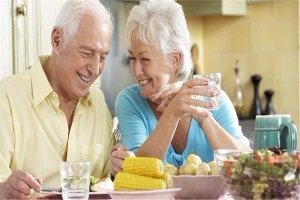 التغذية السليمة لكبار السن