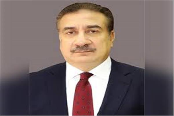 اللواء إبراهيم أحمد أبو ليمون محافظ المنوفية