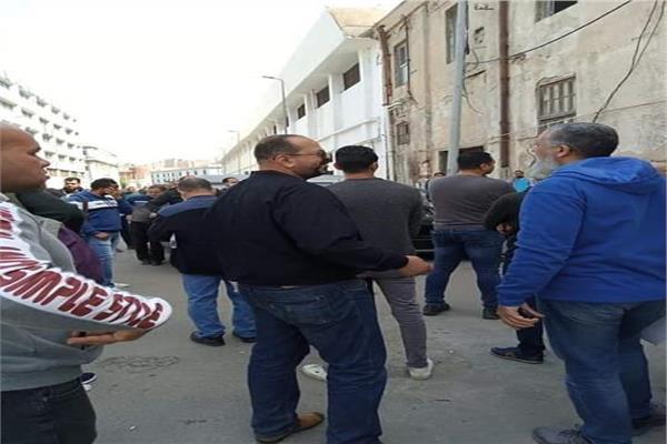 غلق جمرك المطور بميناء الإسكندرية