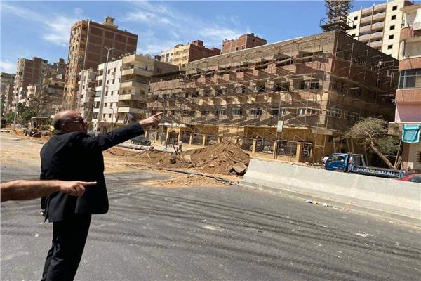 إبراهيم عبد الهادي نائب محافظ القاهرة