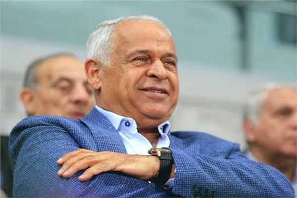 محمد فرج عامر رئيس مجلس إدارة نادي سموحة
