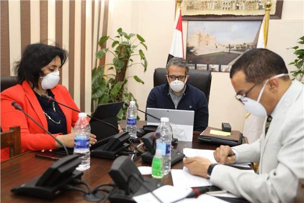 وزير السياحة يشارك في اجتماع الوزاري لمنظمة السياحة العالمية