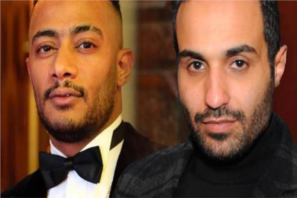 أحمد فهمي ومحمد رمضان