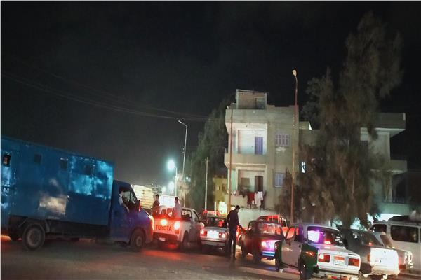 شلل مروري على طريق «دمنهور - دسوق»