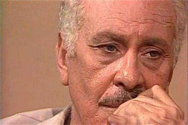 الفنان محمود مرسي
