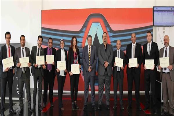 EIM تفوز بشهادة أفضل أداء في استقصاء رأى عملاء رينو بالشرق الأوسط