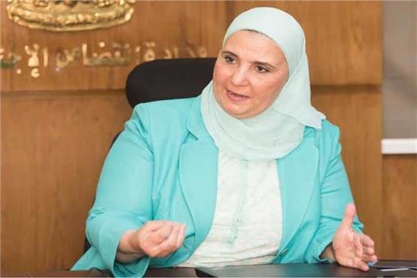 نفين القباج وزير التضامن الاجتماعي
