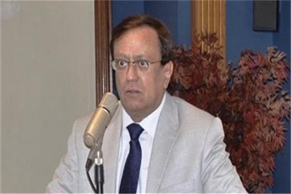 محمود علم الدين المتحدث الرسمي باسم جامعة القاهرة