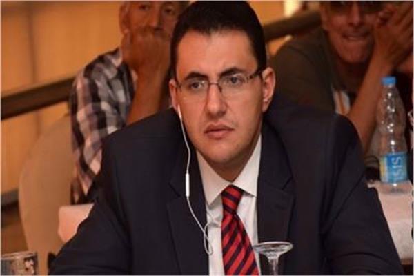 المتحدث الرسمي للوزارة د.خالد مجاهد