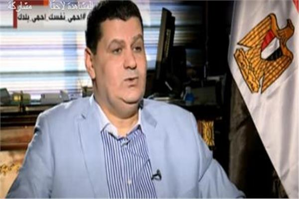 اللواء راضي عبدالمعطي، رئيس جهاز حماية المستهلك
