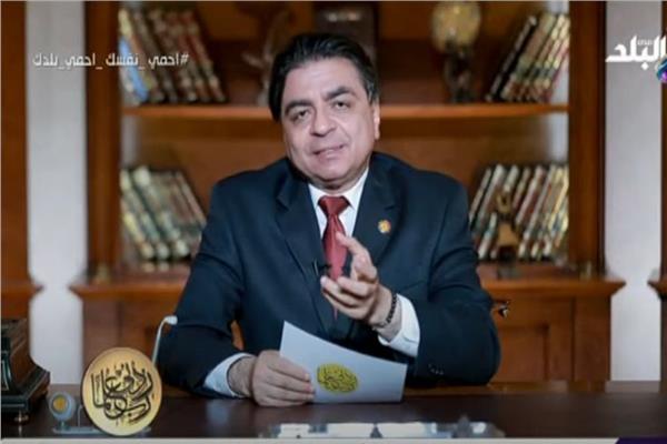الدكتور جمال شعبان استشاري الأمراض القلبية