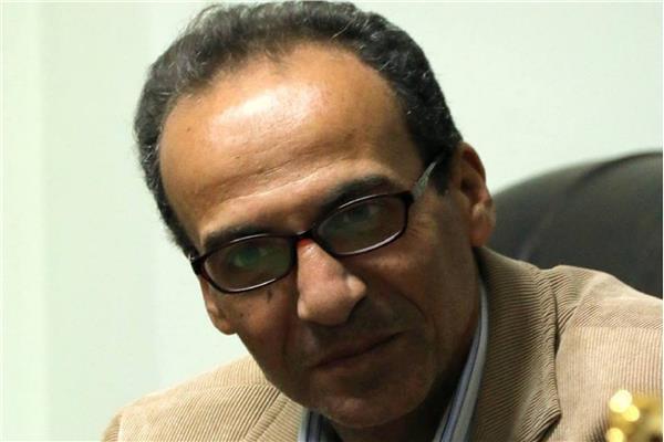 د. هيثم الحاج علي - رئيس الهيئة المصرية العامة للكتاب