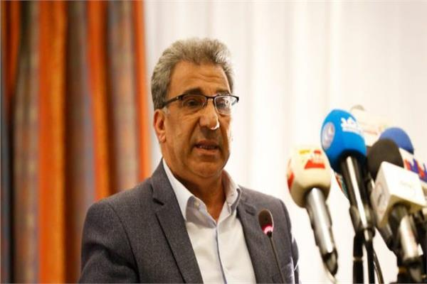 عبد الفتاح العاصي مساعد وزير السياحة والآثار