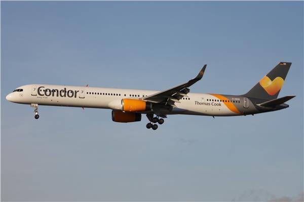 شركة الطيران العارض الألمانية كوندور Condor