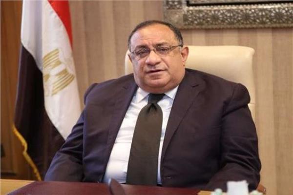 الدكتورماجد نجم، رئيس جامعة حلوان