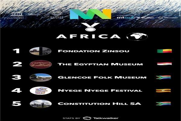 الأكثر تأثيرا في قارة افريقيا