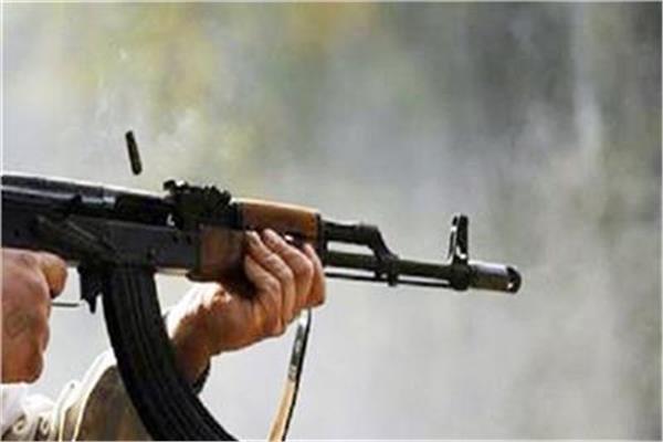 مشاجرة بالأسلحة النارية