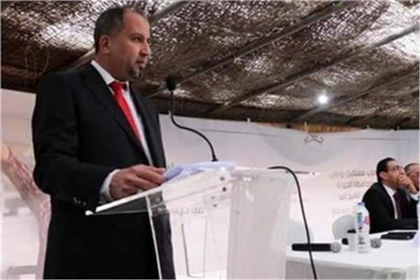 ربيع البرديسي أمين حزب مستقبل وطن بالشيخ زايد