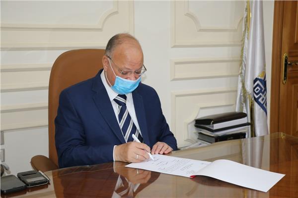محافظ القاهرة يعتمد نتيجة الفصل الدراسى الثانى للشهادة الاعدادية