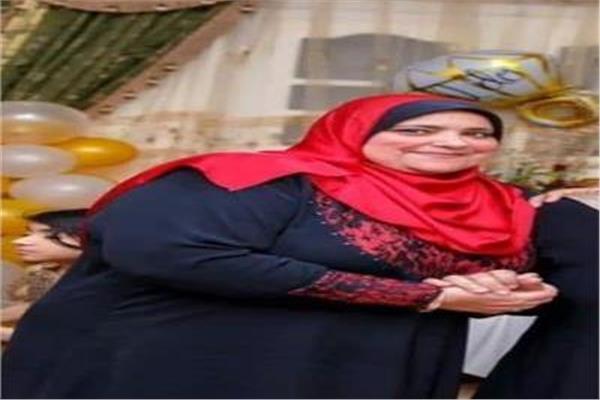 شهيدة التمريض بمستشفى صدر دمنهور عطيات محمد عربود