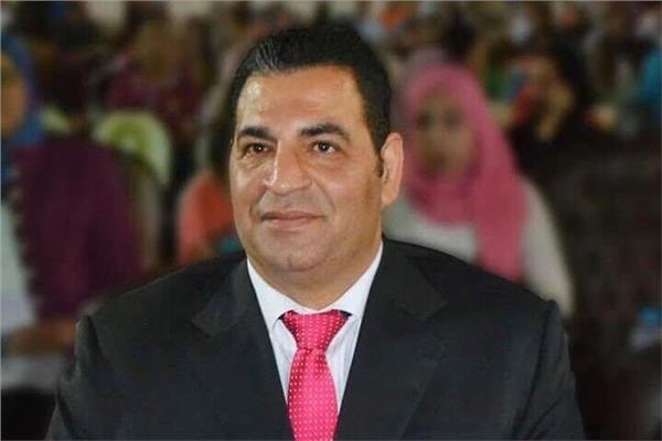 فكري الهواري رئيس مجلس إدارة نادي الشيخ زايد