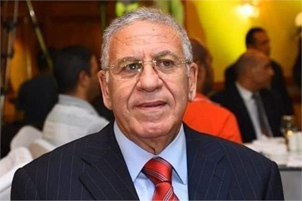 سامح حمدي رئيس اللجنة المؤقتة لاتحاد الكرة الطائرة