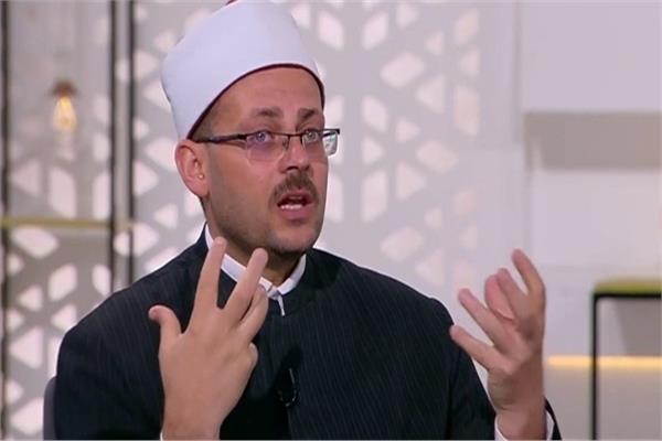 الدكتور أسامة فخري الجندي الداعية بوزارة الأوقاف