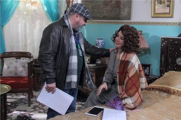المسلسل السوري سوق الحرير