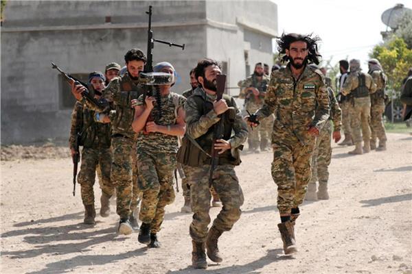 المرصد السوري يوثق مقتل 7 عناصر من المرتزقة وأسر آخرين في ليبيا