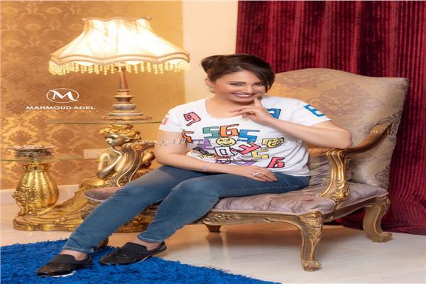 أحدث جلسة تصوير لرحاب الجمل بعدسة محمود عادل