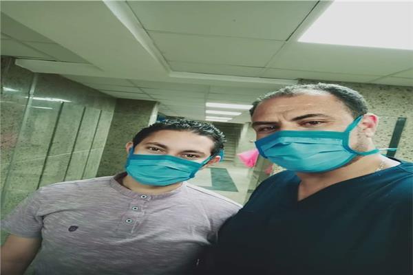 الطبيب أحمد مجدي