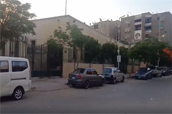 مسجد الرحمن بمدينة نصر
