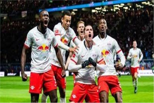 فريق لايبزيج الألماني