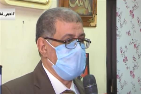 طلعت حسن، مدير مديرية التموين بمحافظة الجيزة