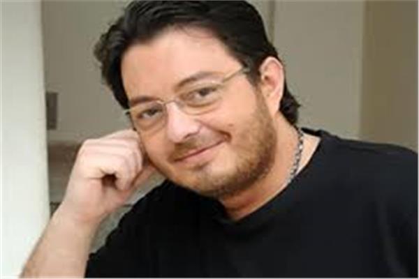 الفنان احمد زاهر