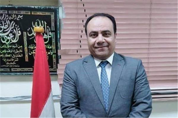 الدكتور أحمد حسن أبو هاشم