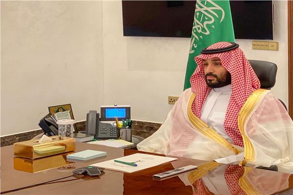 الأمير محمد بن سلمان ولي العهد السعودي نائب رئيس مجلس الوزراء وزير الدفاع