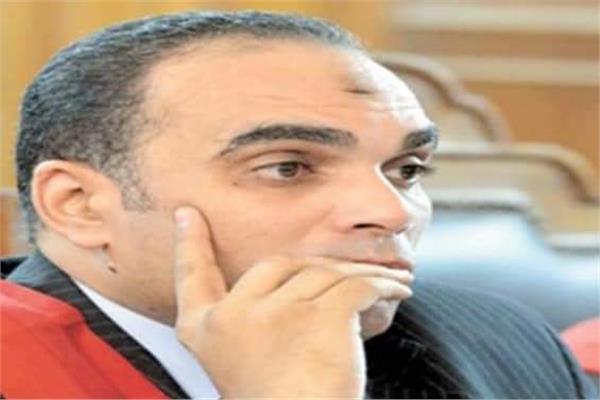 المستشار خالد محجوب