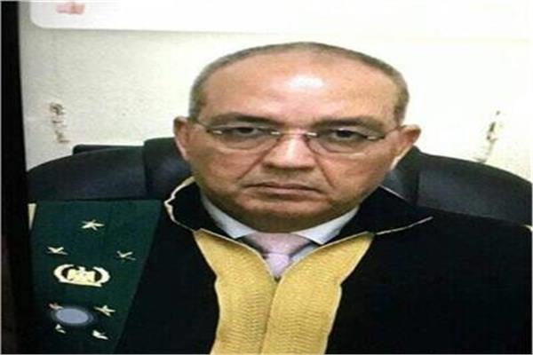 المستشار عبد الشافى السيد عثمان