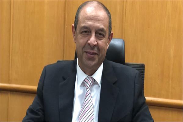 علاء عيد رئيس قطاع الطب الوقائي بوزارة الصحة