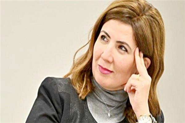 الدكتورة سها بهجت المتحدث باسم وزارة السياحة والآثار