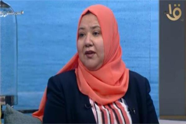 الدكتورة جيهان العسال، عضو اللجنة العلمية لمكافحة فيروس كورونا