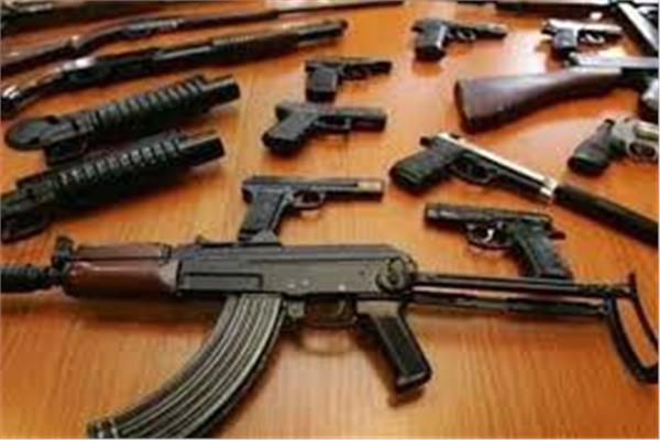 الأمن العام يضبط 52 قطعة سلاح وينفذ 39 ألف حكم