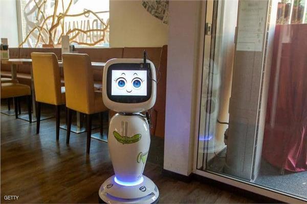 الروبوتات واجهت أخطار فيروس كورونا