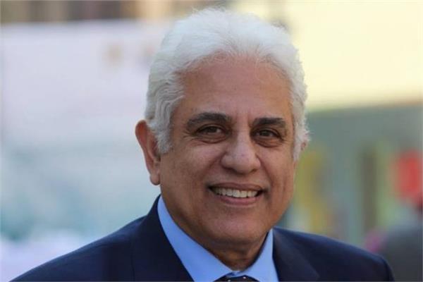 الكاتب والمفكر السياسي الدكتور حسام بدراوي