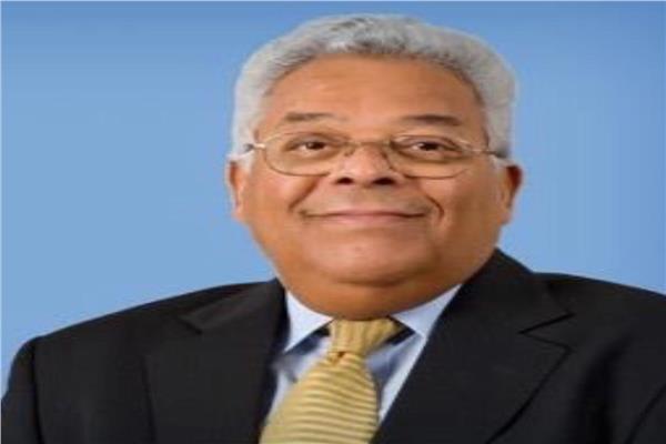 الدكتور سعيد يحيي رئيس اتحاد المصريين في الخارج فرع السعودية