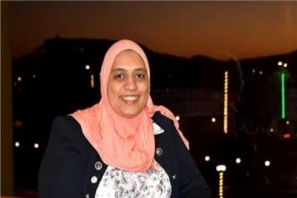 الدكتورة غادة يحيى أبو زيد نائب محافظ أسوان
