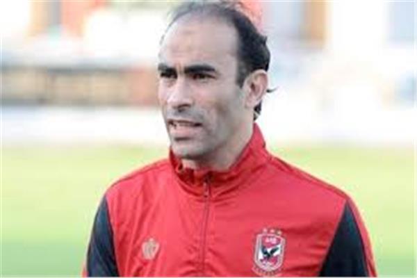 سيد عبد الحفيظ مدير الكرة بالنادي